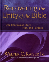 Recovering the Unity of the Bible book logo